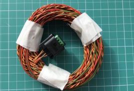 Проводка для RDKS. Контроль давления в шинах.
